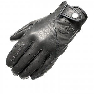 5103-Black-Static-Leather-Motorcycle-Glove-0