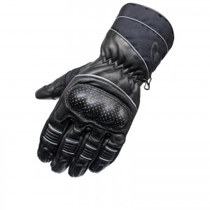 5104-Black-Vector-Leather-Motorcycle-Gloves-0