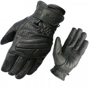 5193-Black-Active-Vented-Leather-Motorcycle-Glove-0