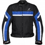 Black-Argon-Evo-Motorcycle-Jacket-Blue-New-2