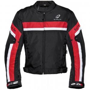 Black-Argon-Evo-Motorcycle-Jacket-Red-New-2