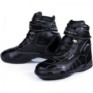 Black-FC-Tech-Short-Motorcycle-Boot-Black-1