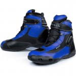 Black-FC-Tech-Short-Motorcycle-Boot-Blue-1