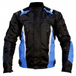 Black-Turbo-Motorcycle-Textile-Jacket-Blue-2