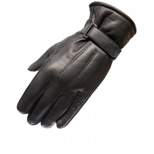 Black-Vapour-Leather-Motorcycle-Glove-00