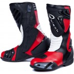 lrgscaleBlack-Zero-Waterproof-motorcycle-Boot-Red-1