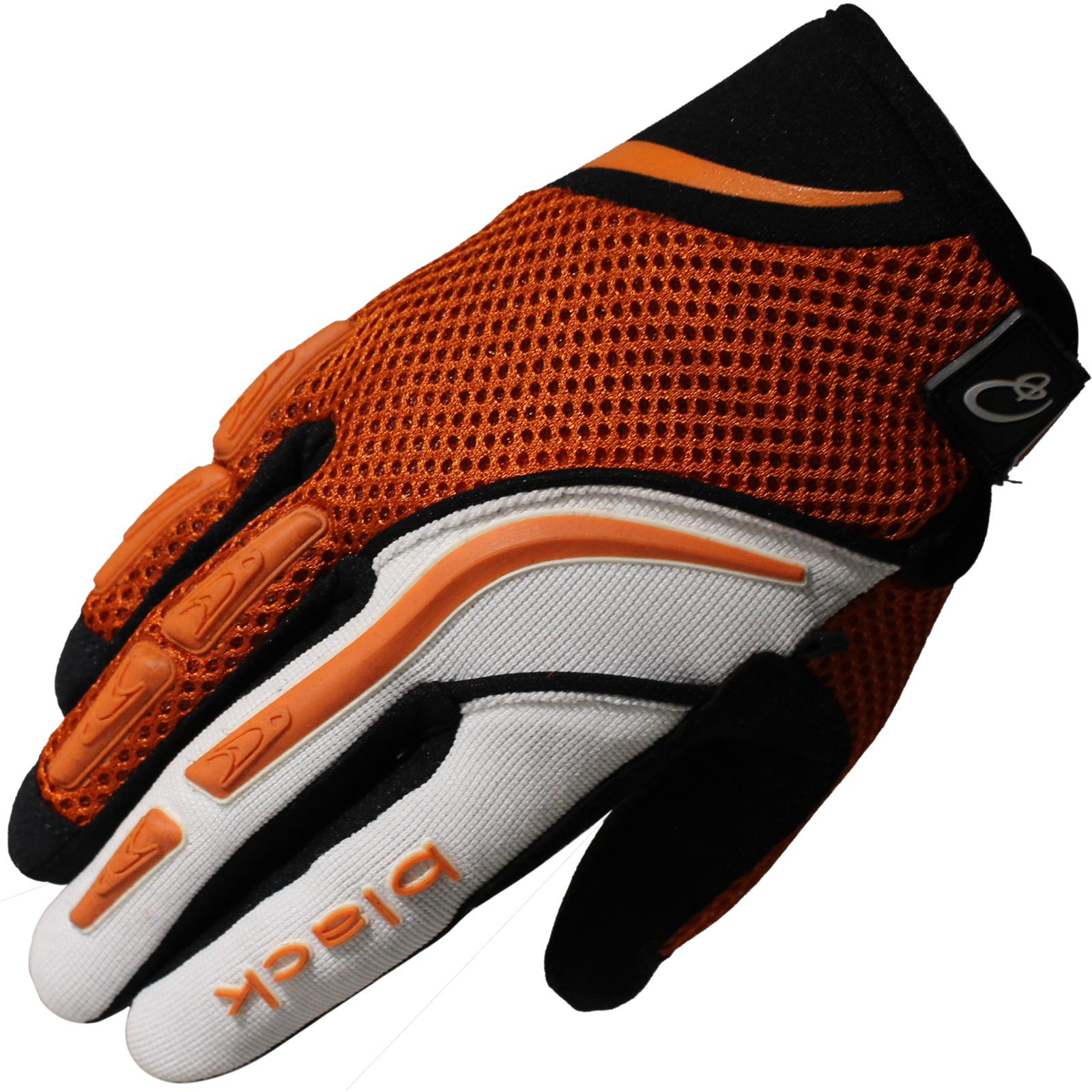 5236-Black-Raw-Gloves-Orange-1